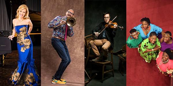 Soka Performing Arts Center Announces 2018-19 Season