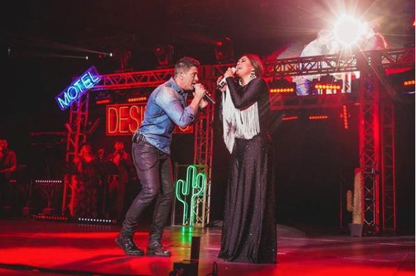 Yuridia estremeció con su impactante voz al público el pasado Sábado 7 De Abril en el Auditorio Nacional de la Ciudad De México