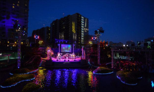 La serie de conciertos gratuitos de verano anual número 32 de Grand Performances inicia el viernes 1 de junio