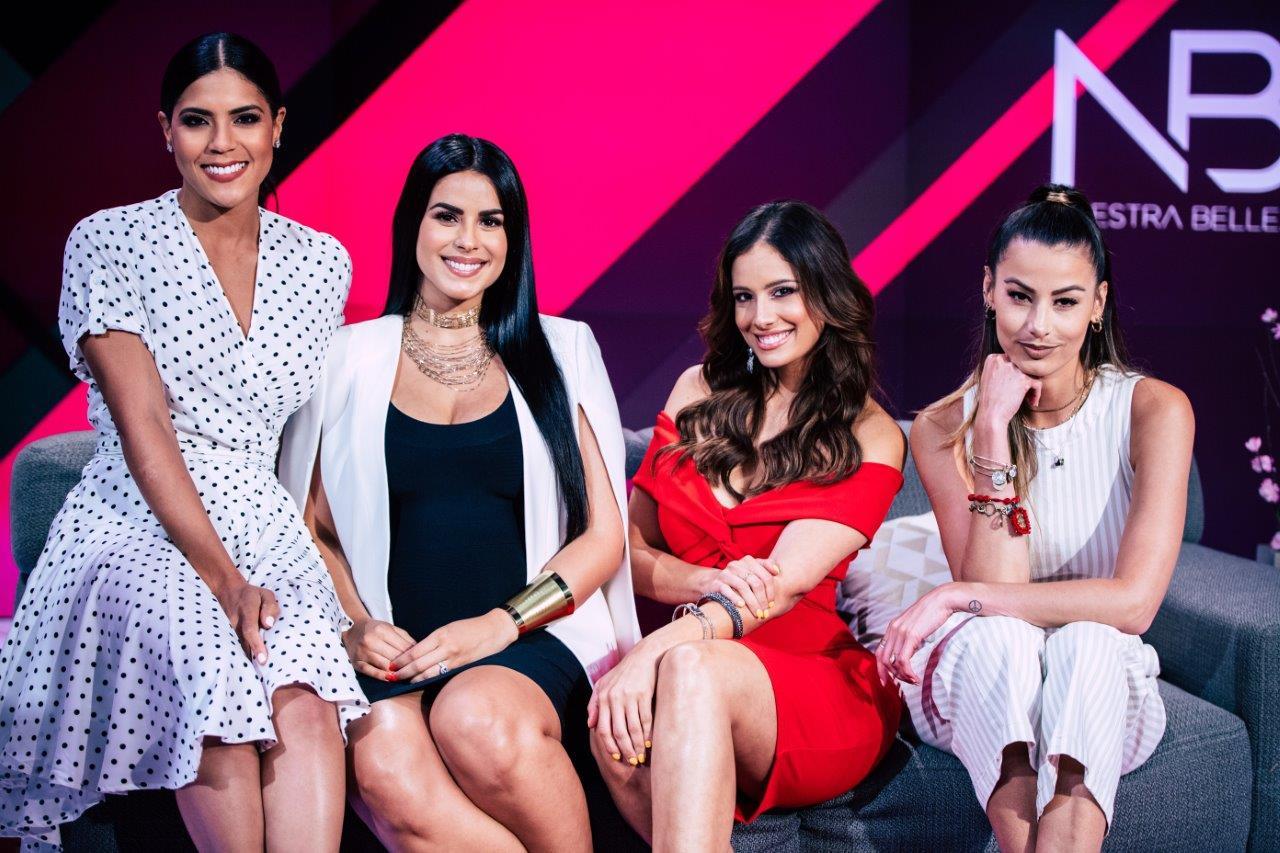 """Las 10 reinas de """"Nuestra Belleza Latina"""" anunciaron el regreso de la popular competencia"""