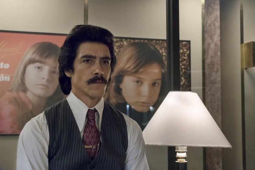 Exclusiva de Miniondas con Izan Llunas que interpreta la infancia de Luis Miguel