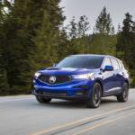 Primero en una generación: el totalmente nuevo Acura RDX de 2019 llega a los concesionarios el 1 de junio