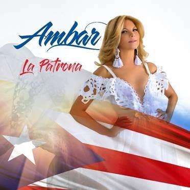«Ambar La Patrona» El nuevo EP de la artista disponible   en todas las tiendas digitales