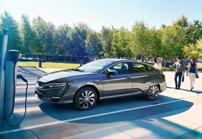 Honda ofrece arrendamiento del Clarity Eléctrico de 2018 con un pago mensual de $199
