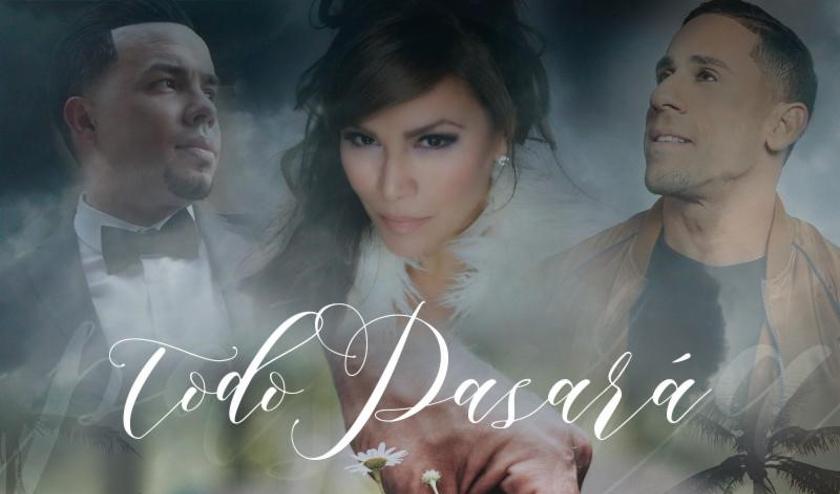 Olga Tañón utiliza su inagotable éxito musical para llevar al mundo un mensaje de esperanza con su más reciente sencillo