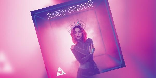 PATY CANTÚ Debutó en el #1 de la lista Pop en Español de iTunes México y en el #2 del chart general de iTunes en Perú y Ecuador con el lanzamiento de su nuevo CD+DVD