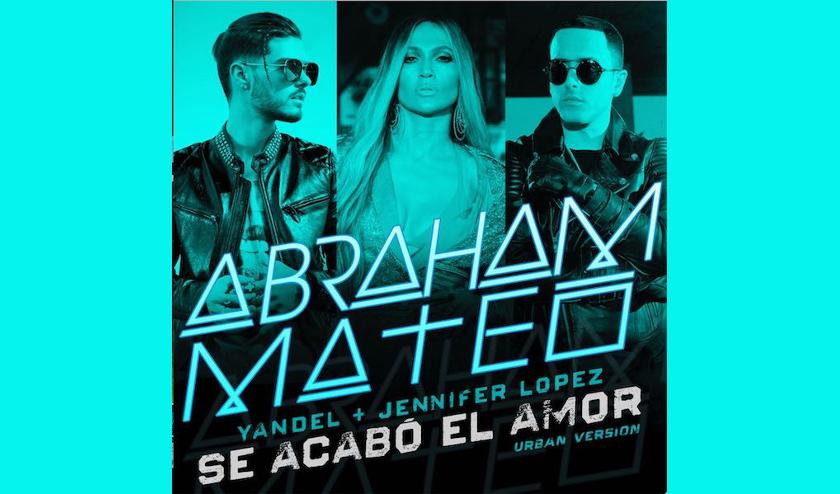 """Abraham Mateo, Jennifer Lopez + Yandel sobrepasan los 28 millones de views en YouTube con el video musical de """"Se acabó el Amor"""""""