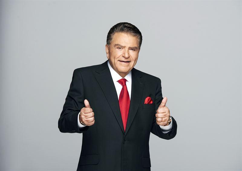 Don Francisco tendrá grandes estrellas invitadas para conducir su programa a partir de este domingo, 17 de Junio a las 10PM/9C por Telemundo