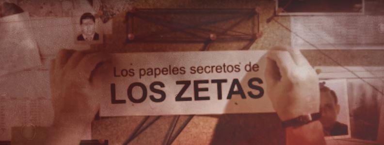 """""""Noticias Telemundo Investiga"""" presenta """"Los Papeles Secretos de los Zetas"""", cuatro reportajes con pruebas de las actividades del cartel mexicano"""