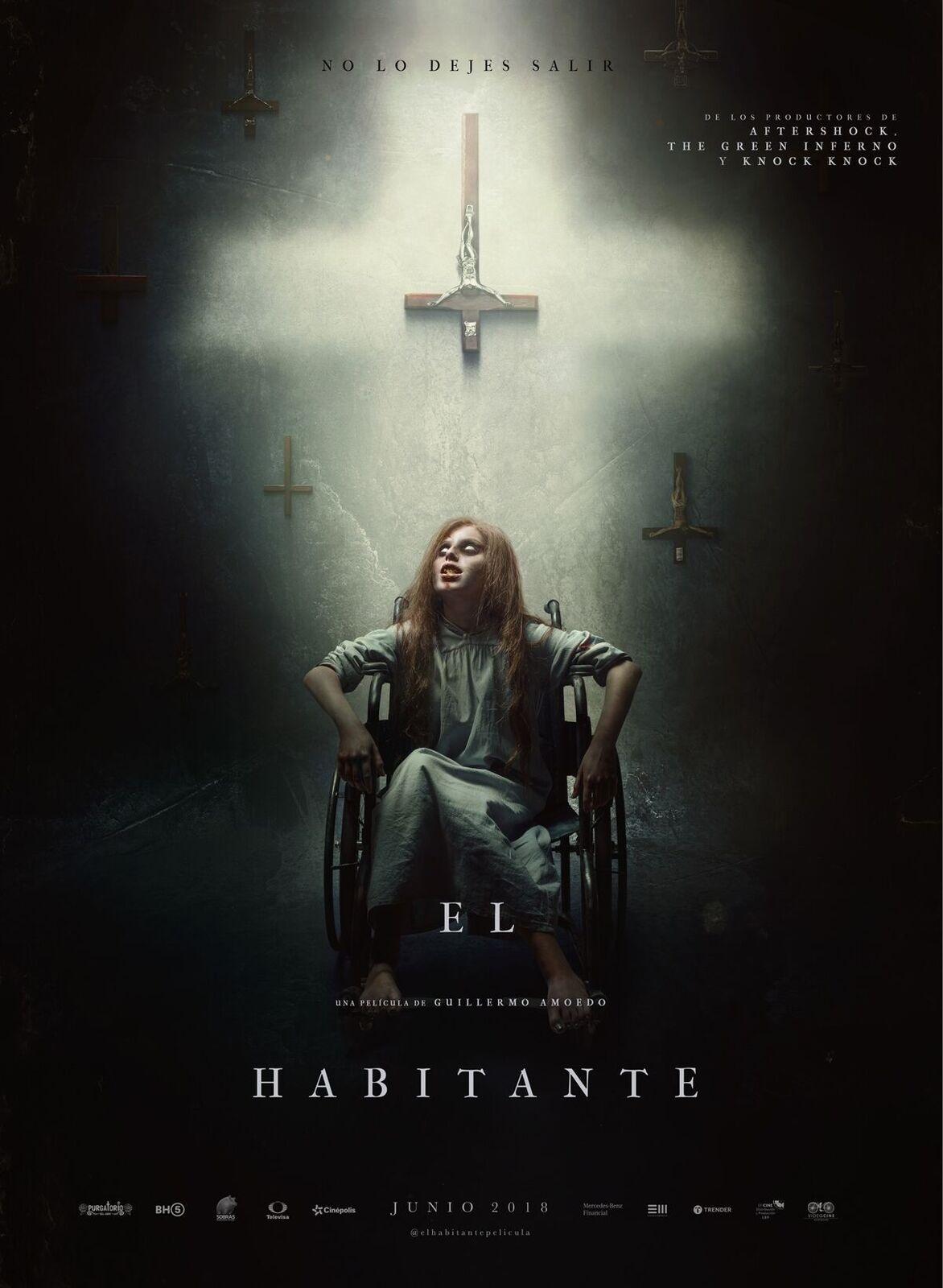 El Habitante estrena en México