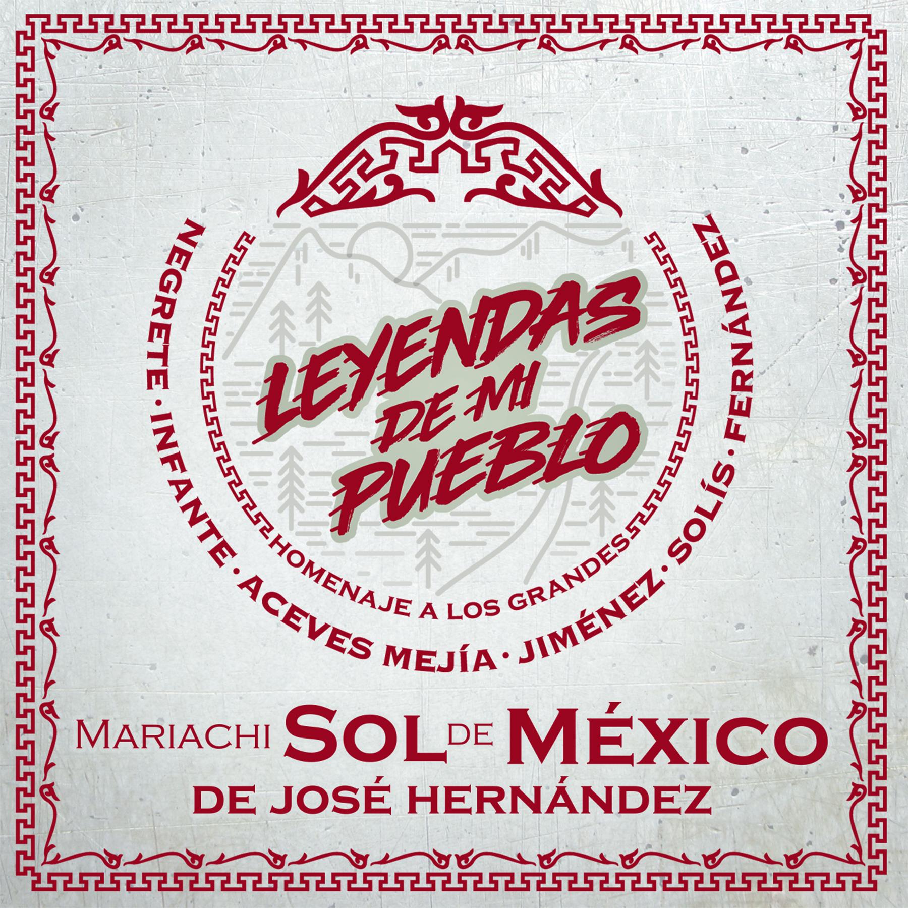El Maestro José Hernández y su famoso Mariachi Sol de México lanzan nueva producción: «Leyendas de mi pueblo» y anuncian fechas de gira