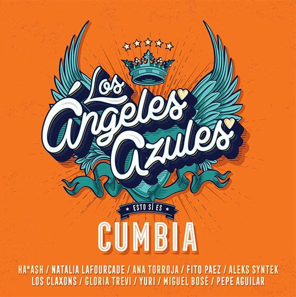Los Ángeles Azules se apoderaron del Palacio de los Deportes