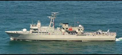 Buque Hidalgo PO-166  de la Armada de México Visita Los Angeles