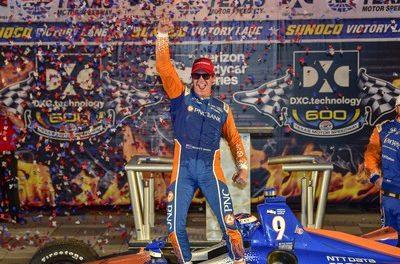 Dixon, Honda dominan en Texas