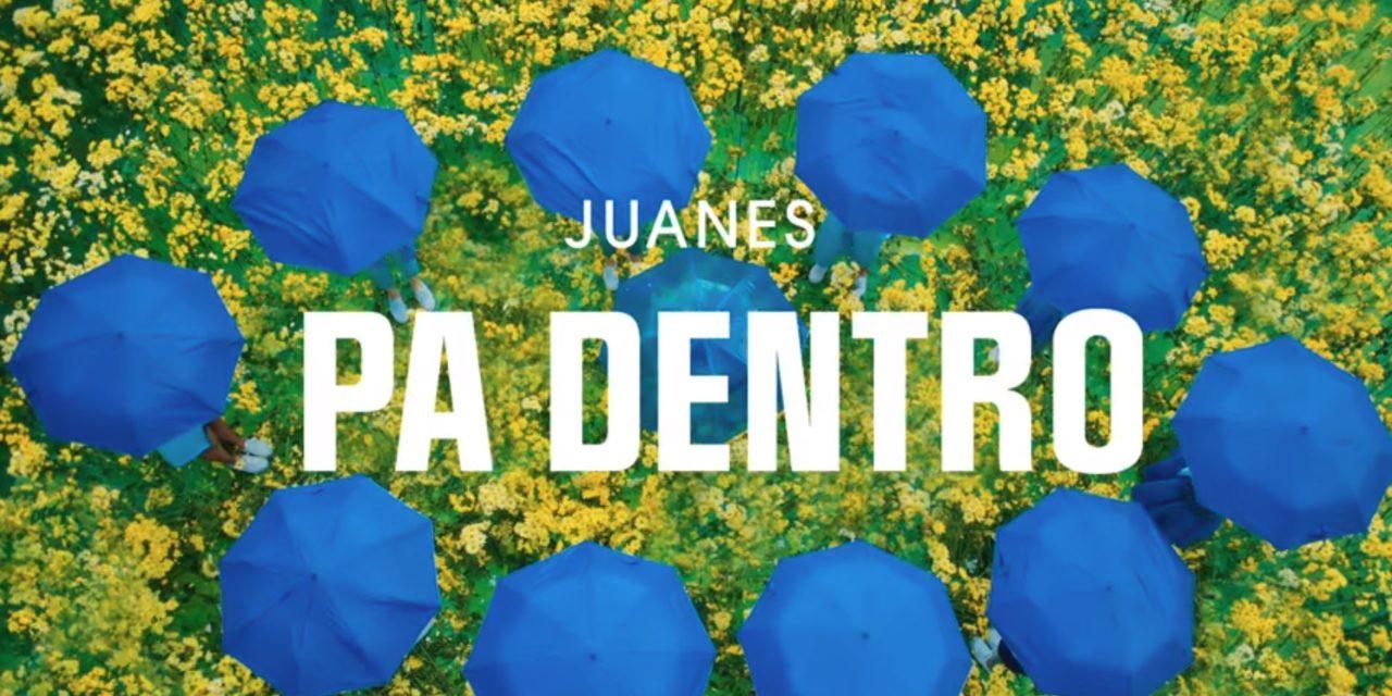 Juanes estrena sorprendente video musical de su sencillo Pa Dentro resaltando la diversidad de la belleza femenina