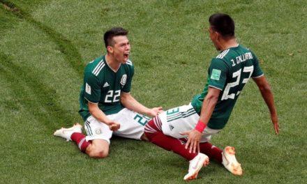 """México le gana a Alemania en el Mundial de Rusia 2018: """"El planteamiento fue perfecto"""""""