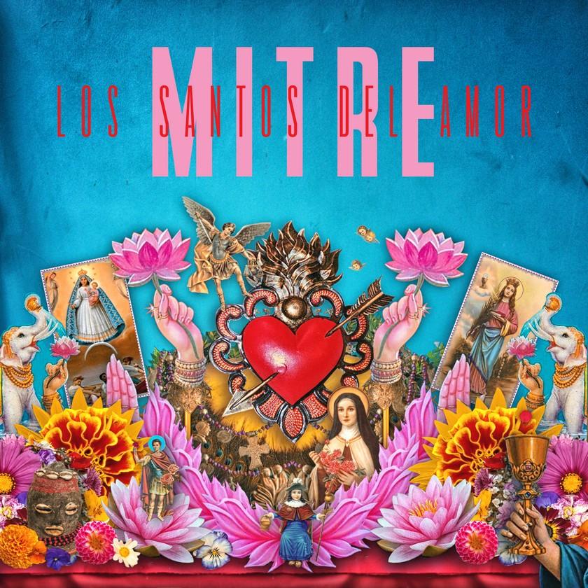 """Exclusiva con Miniondas: Mitre Presenta """"Los Santos Del Amor"""" primer sencillo de su álbum debut como Dúo"""