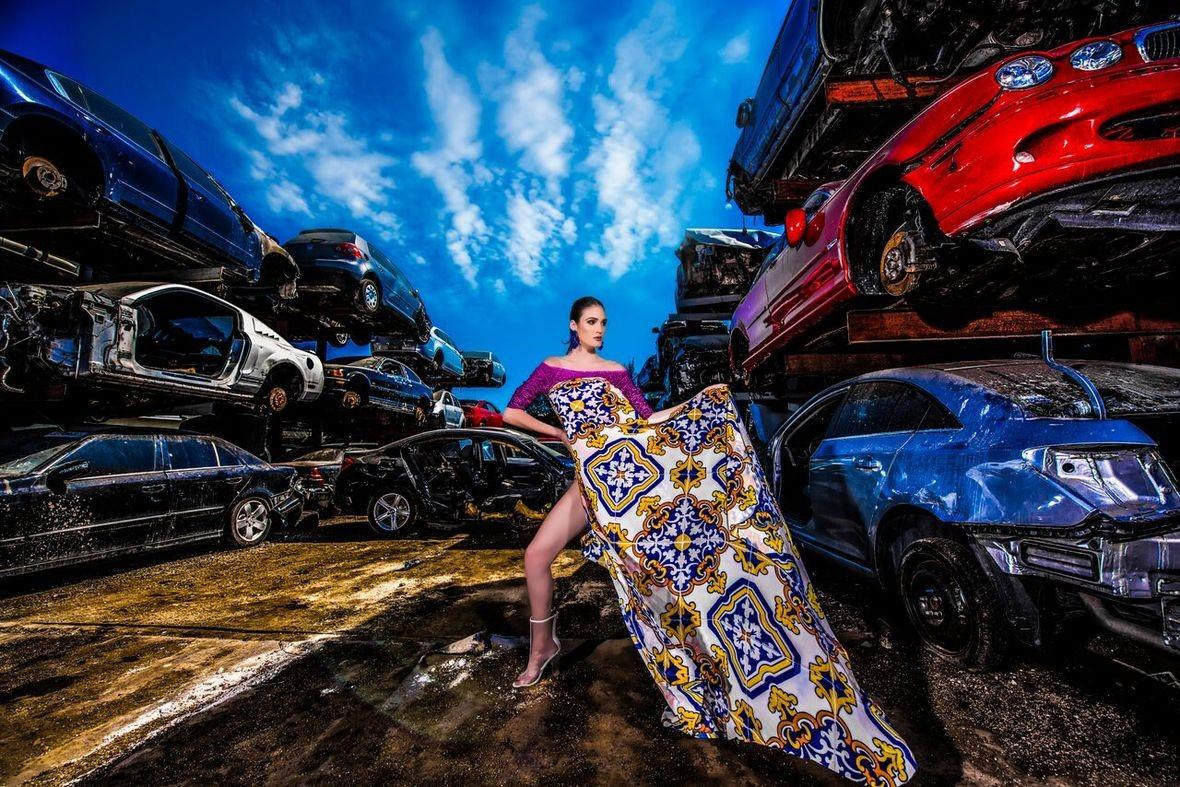 Yas Gonzalez: invitada especial a la semana de moda en Vancouver