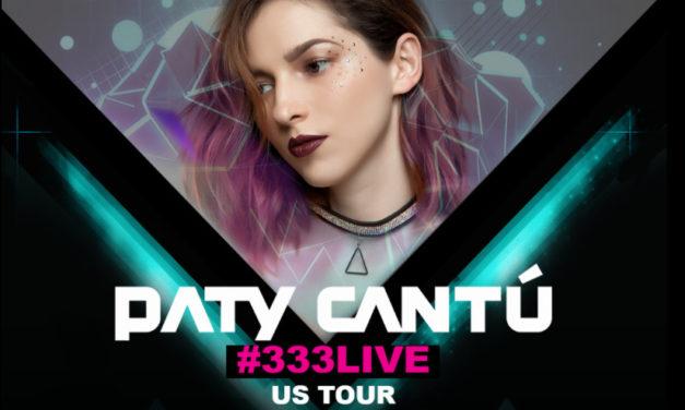 Paty Cantú anuncia su primera gira estadounidense