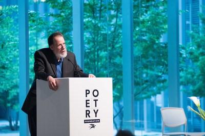 Martín Espada, ganador de la edición 2018 del Premio Ruth Lilly a la Poesía