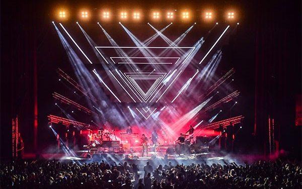 Noé estremeció el Sold Out del Auditorio Nacional con el poder de AZTLÁN