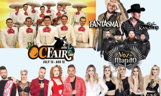 OC Fair con sello mexicano