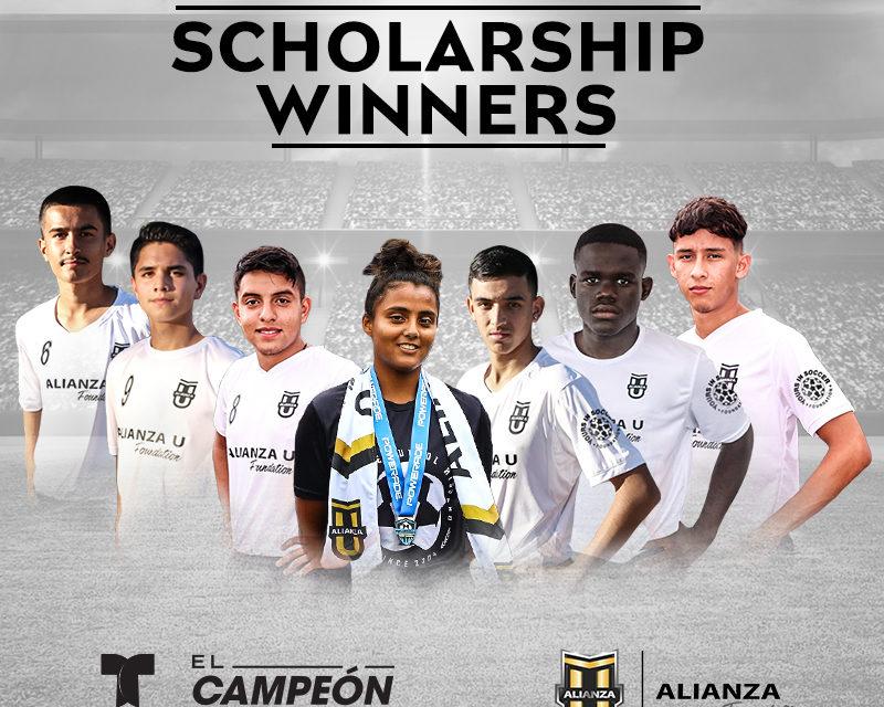 Telemundo otorga siete becas «El Campeón en Ti» a distinguidos estudiantes atletas que aprovecharon el poder de los deportes para transformar sus vidas