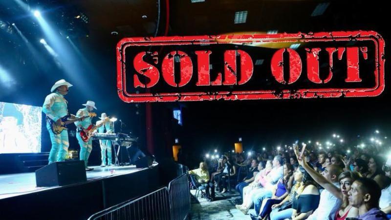 Bronco arranca su gira por los Estados Unidos con dos shows sold out