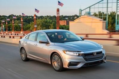 Estilo y eficiencia a buen precio: Sale a la venta el Honda Insight Hybrid 2019