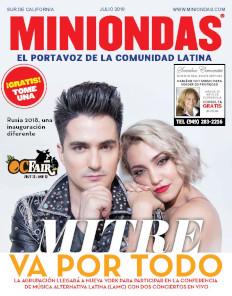 Miniondas Newspaper Edición Julio 2018
