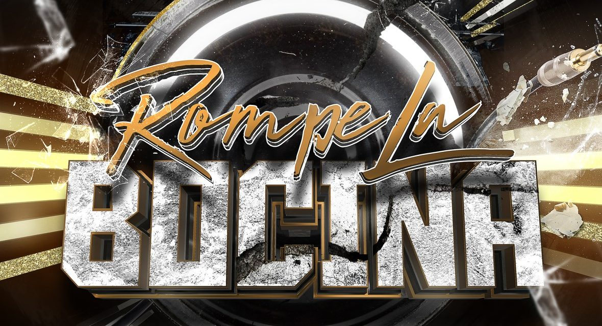 DJ YUS comparte su nuevo sencillo titulado «ROMPE LA BOCINA» junto a El Micha Y Chacal