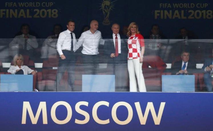 Francia campeón del Mundial de Rusia 2018