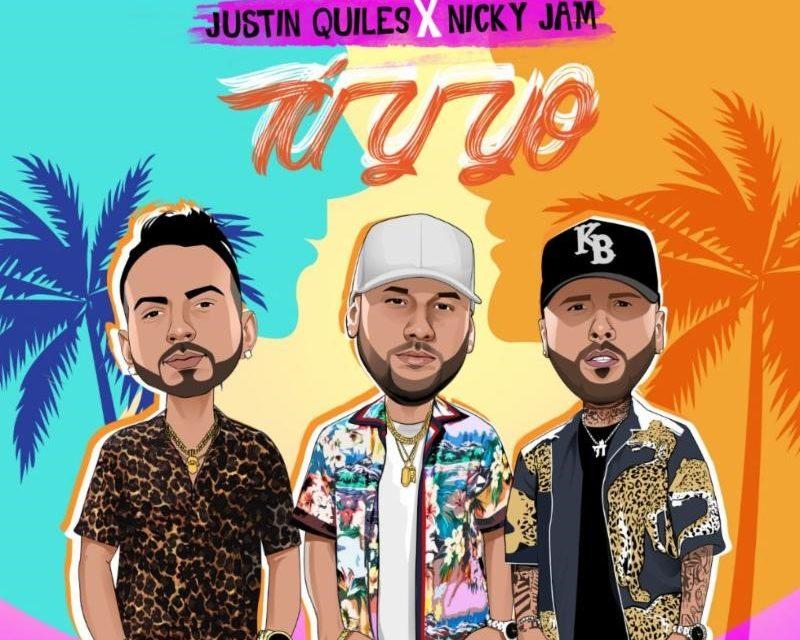 """Valentino lanza """"Tú y Yo"""" junto a Justin Quiles & Nicky Jam"""