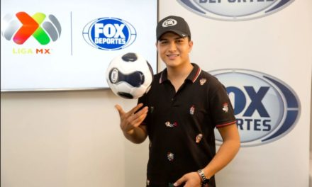 """FOX Deportes recibe en Exclusiva a Ulices Chaidez y Confiesa  """"Si no hubiera sido cantante hubiera sido Futbolista"""""""