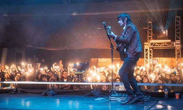 """SIDDHARTHA presenta su primer álbum en vivo: """"AL AIRE"""""""