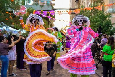 San Antonio celebra el Día de los Muertos como ninguna otra ciudad de Estados Unidos