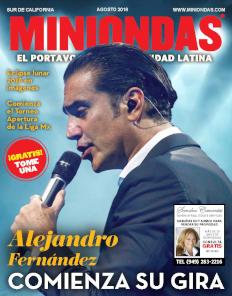 Miniondas Newspaper Edición Agosto 2018