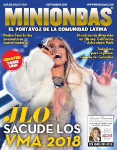 Miniondas Newspaper Edición Septiembre 2018