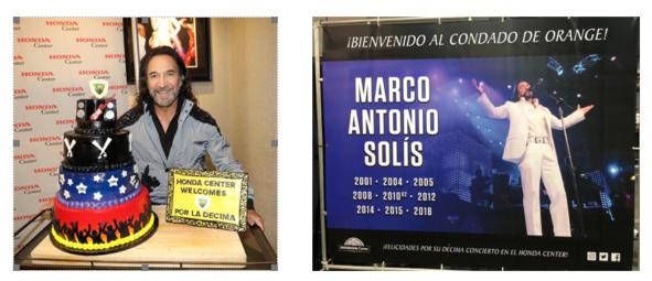 Marco Antonio Solís regresa a Estados Unidos con la segunda parte de su exitosa gira «Y la Historia Continúa»