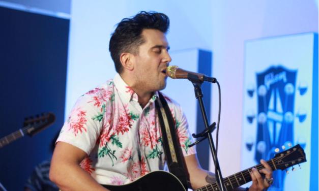 Gustavo Galindo presenta su álbum «Renacer» durante una exclusiva velada en Hollywood, CA
