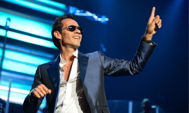 Marc Anthony y su Legacy Tour