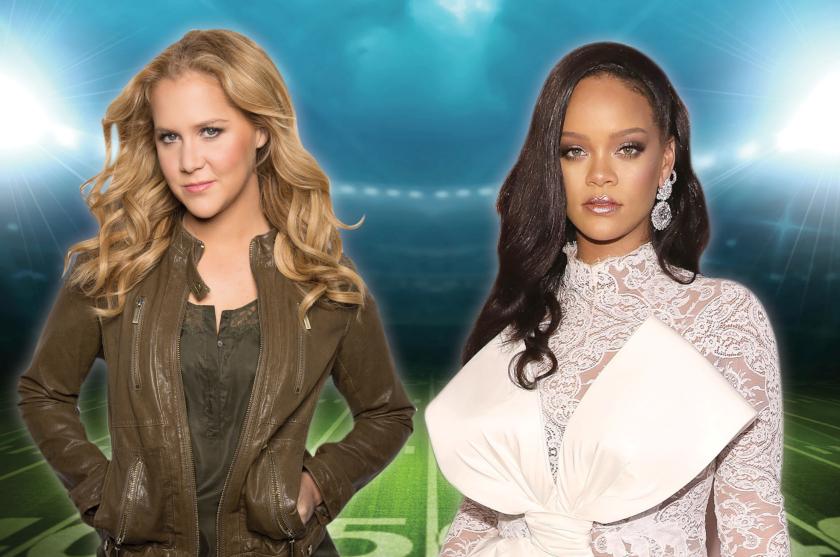 ¡Rihanna le dijo que no al Super Bowl!