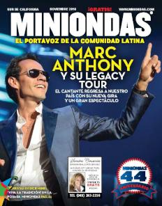 Miniondas Newspaper Edición Noviembre 2018