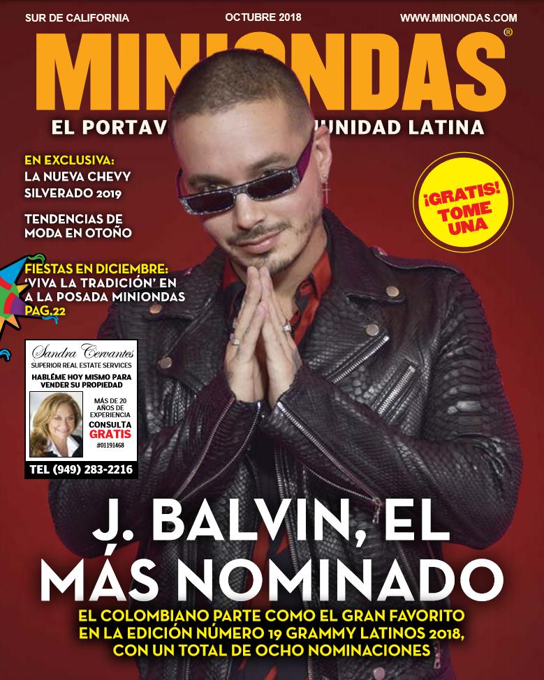 Miniondas Newspaper Edición Octubre 2018