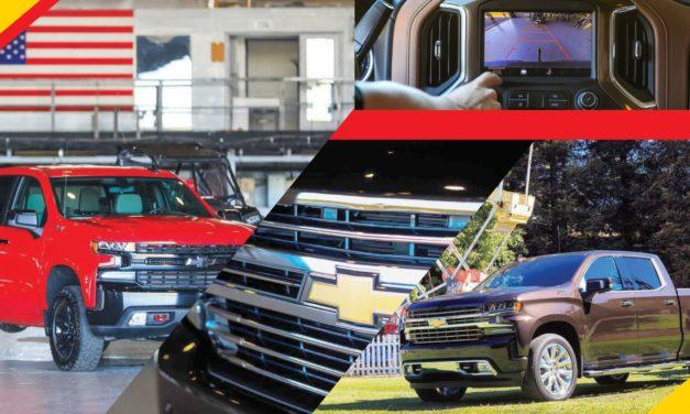 La experiencia de manejar la nueva Chevy Silverado 2019