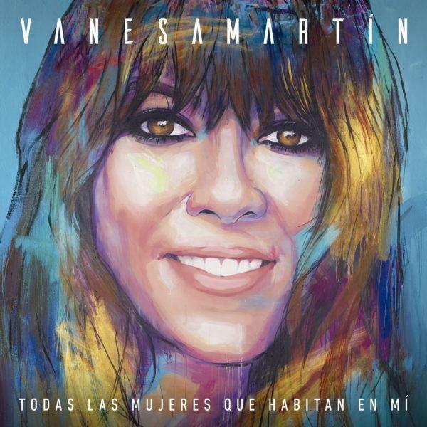 Vanesa Martín estrena «Inventas» El primer single de su nuevo disco «Todas las Mujeres que Habitan en Mí»