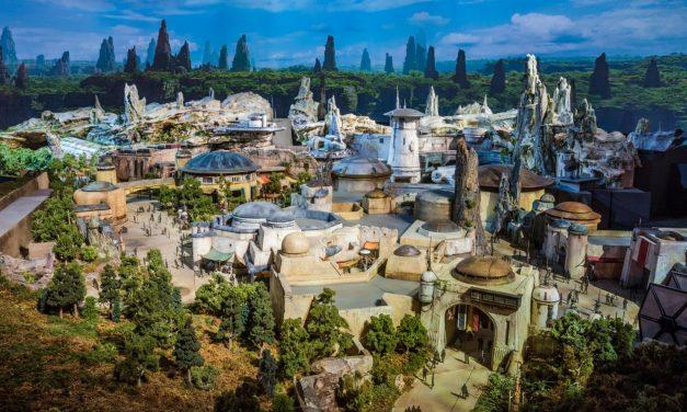 Anuncia Disney detalles de la atracción «Star Wars: Galaxy's Edge»