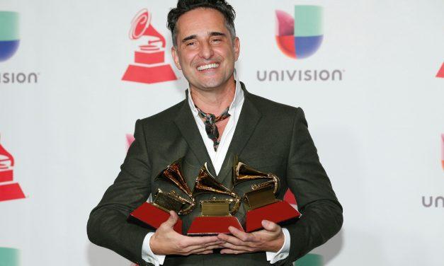 En los Grammy Latino 2018 Jorge Drexler se llevó la noche