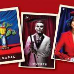 Lotería humana: fotógrafa mexicana la hizo posible