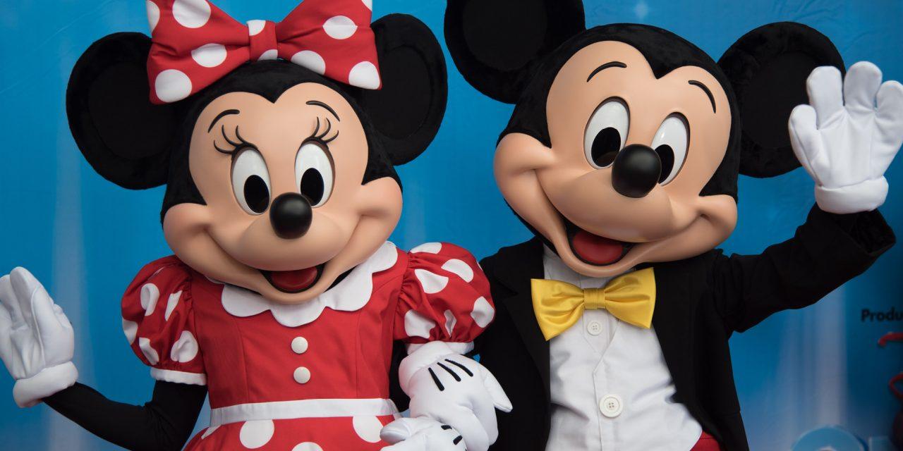 Mickey Mouse cumple 90 años